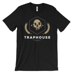 Traphouse Unisex short sleeve t-shirt