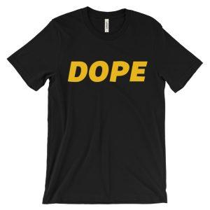 Dope Unisex short sleeve t-shirt