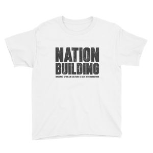 Nation Building Youth Short Sleeve T-Shirt