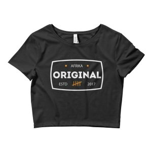 Original Women's Crop Tee